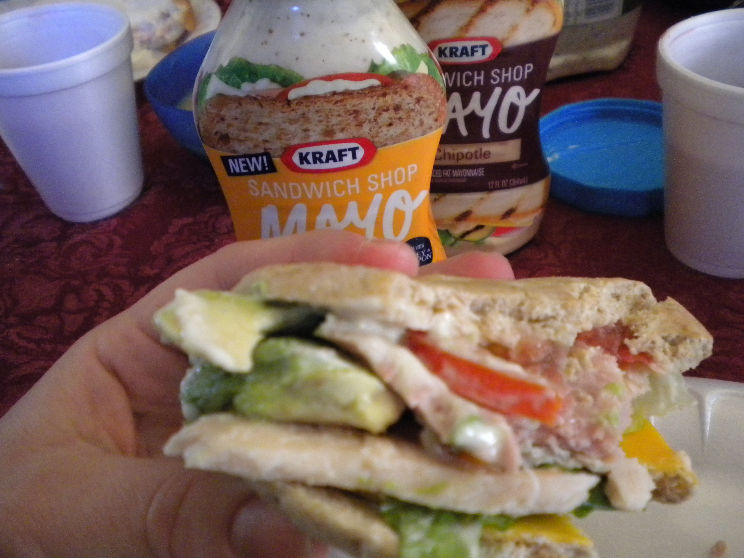 Oscar Mayer Bold Club Sandwich With moreover Creepy Bone Sandwich Blood Dip 168564 together with Ham And Arugula Sandwich further 1 002 Hot Pockets Products Coupon likewise Oscar Mayer Cold Cuts Oven Roas 1723. on oscar mayer sandwich meat coupons